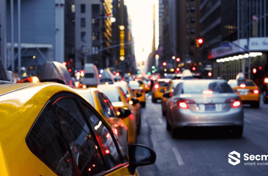 Soluciones frente la congestión del tráfico en una Smart City