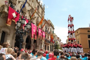 Castellers La Mercè Creative Ring Challenge