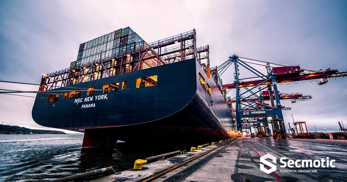 Smart Ports 2021