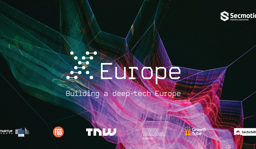 Secmotic selected among the 25 best startups of the X-Europe program