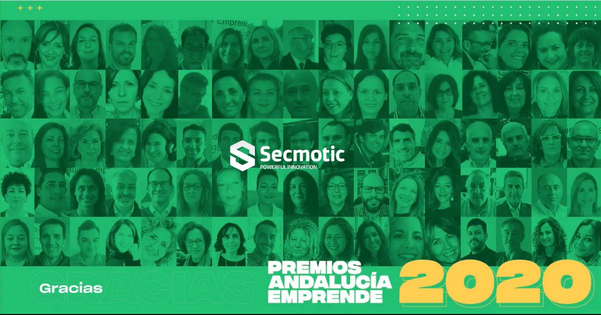 Premios Andalucía Emprende 2020
