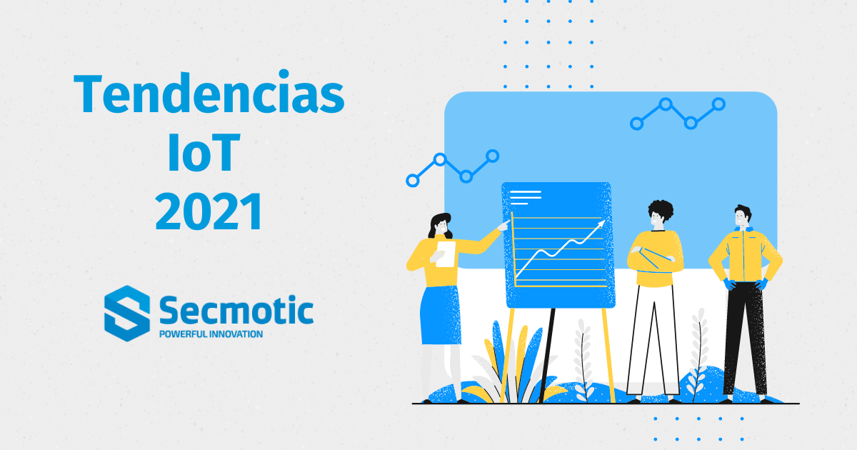 Tendencias IoT 2021
