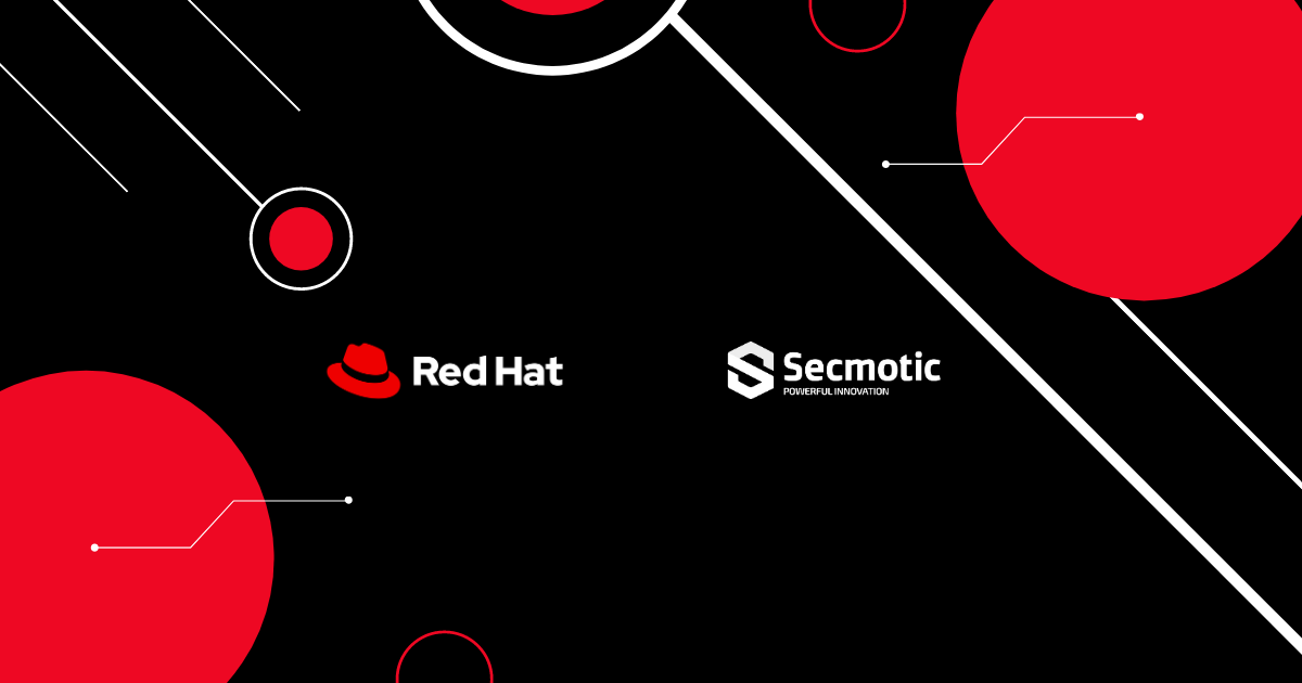 agrees with Red Hat