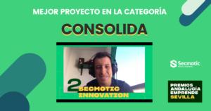 Ganador premios Andalucía Emprende 2020