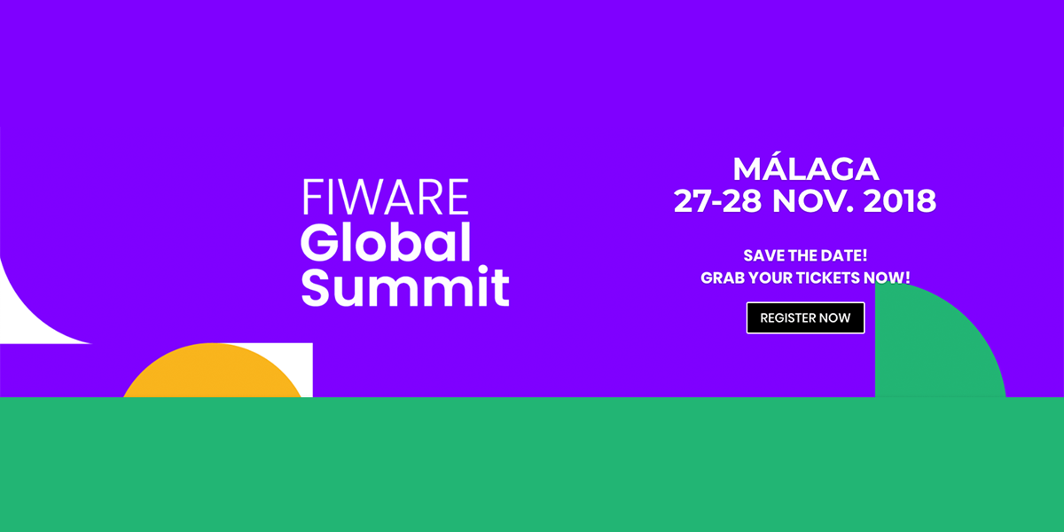 Fiware Global Summit Málaga