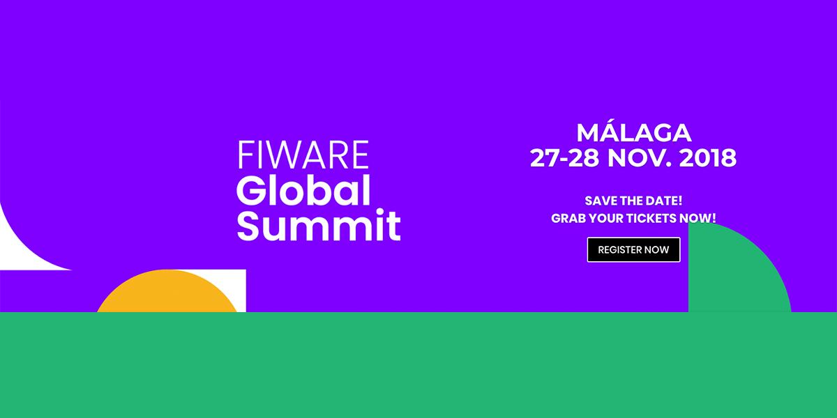 Fiware Global Summit Málaga